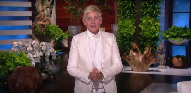 The Ellen DeGeneres Show returned to air on Monday
