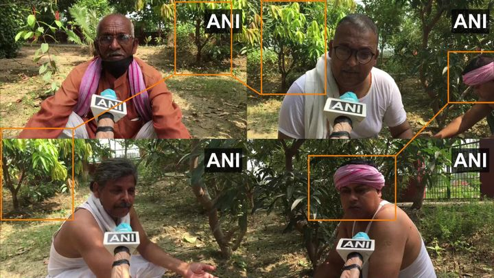 ANI's interview with farmers