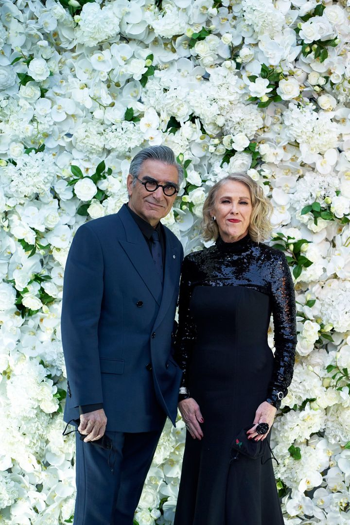 Eugene Levy and Catherine O'Hara.