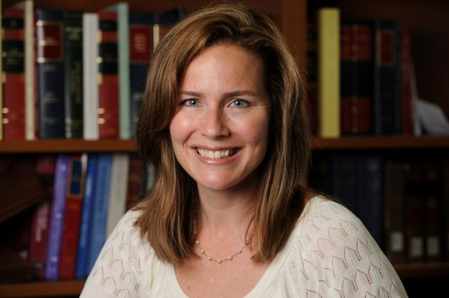 Amy Coney Barrett, a 7th Circuit Court of Appeals judge,is thought to be at the top of President...