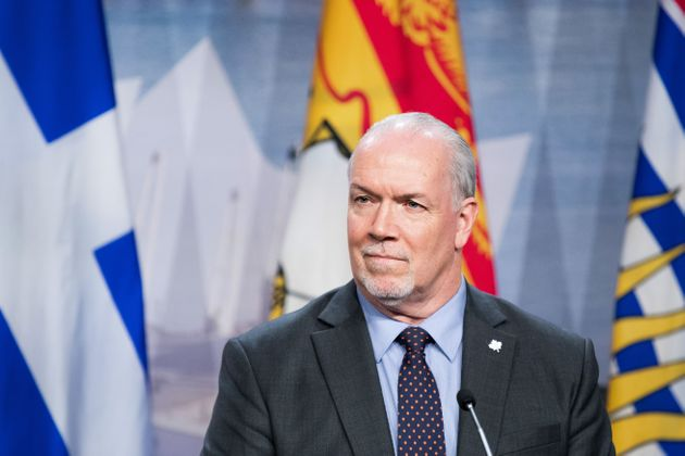 B.C. Premier Calls Snap Election For