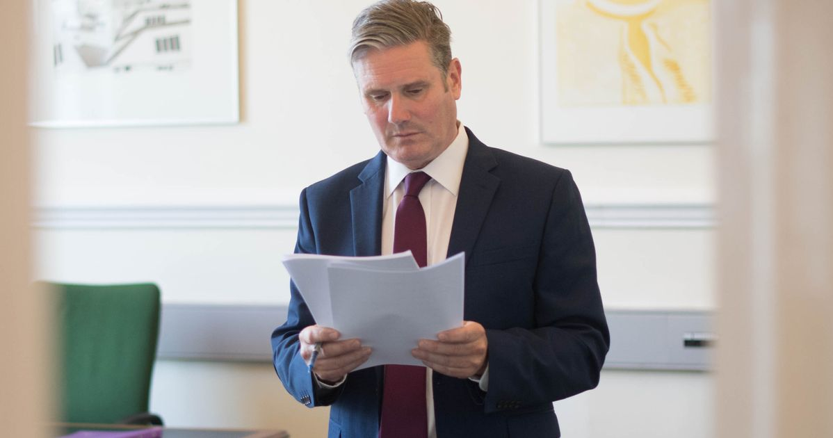Starmer Tells Ex-Labour Voters Party Is 'Under New Leadership'