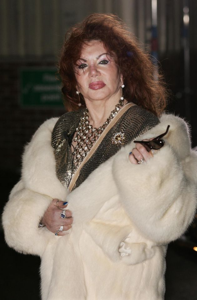 Jackie Stallone's Death Widely Reported Using A Photo Of Someone Who Isn't Jackie Stallone