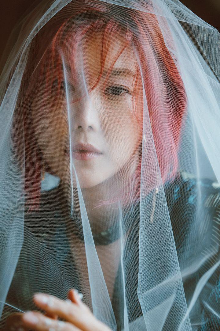 가수 솔비이자 아티스트 권지안