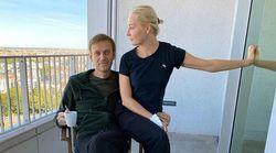 Il messaggio d'amore di Navalny alla moglie Yulia: