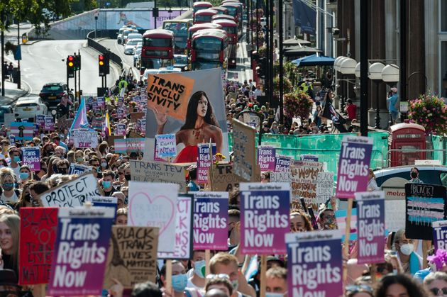 Government Confirms It Will Not Allow Trans People To Self-ID
