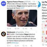 Ces mystérieuses fake news qui accusent Nagui de mutiler les