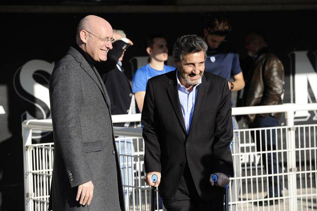 Bernard Laporte et Mohed Altrad ont été placés en garde à vue ce mardi 22...