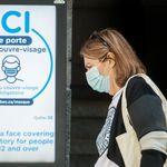 Les Canadiens appuient le masque dans tous les lieux publics intérieurs, selon un