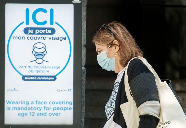 Le port du masque dans les lieux intérieurs publics est obligatoire depuis le 18 juillet au