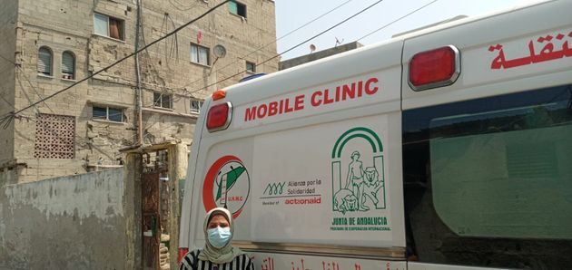 La salud en Gaza, al borde del abismo