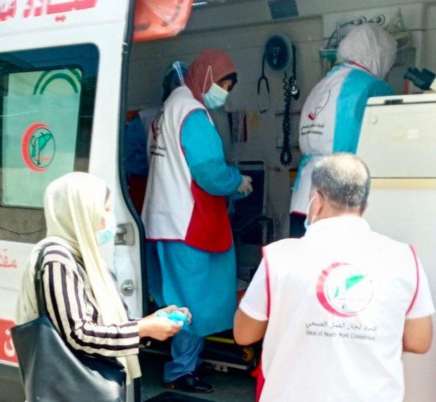 La salud en Gaza, al borde del