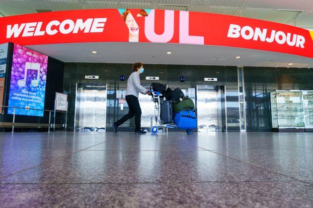 Aéroport Montreal-Trudeau (Paul Chiasson/La Presse