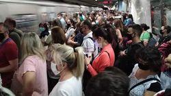 Εξηγήσεις απο την ΣΤΑΣΥ ΑΕ για τον συνωστισμό στο σταθμό του μετρό