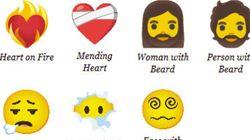 Découvrez le futur des emojis disponibles l'an