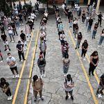 Στα 346 τα νέα κρούσματα του κορονοϊού στην χώρα μας και 8 νέοι