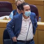 Pablo Iglesias estalla al ser interrumpido por las risas de la derecha: