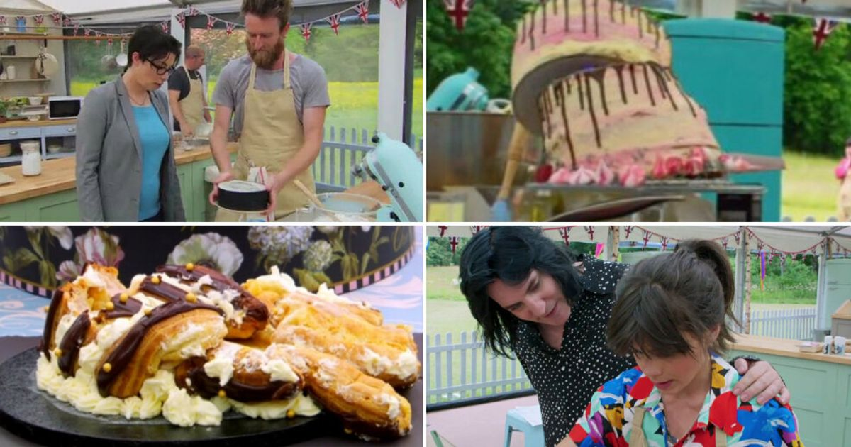 Toppling Tiers And Custard Crimes: Great British Bake Off's Biggest Disasters Ever