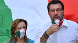 Salvini e Meloni rischiano di farsi male a