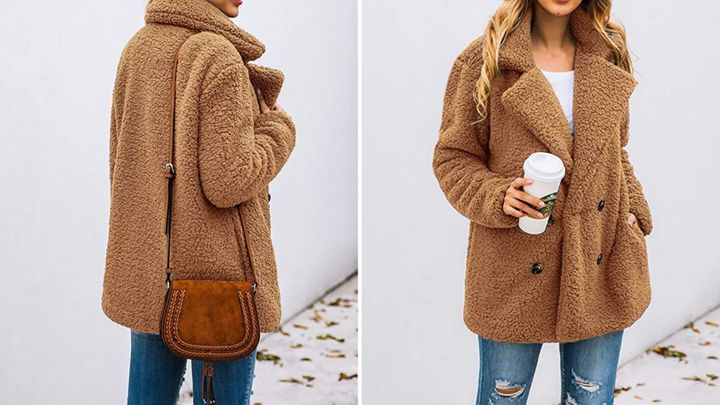 Meet the Amazon coat you'll wear on repeat this fall and winter.