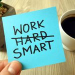 Smart working per contratto (di