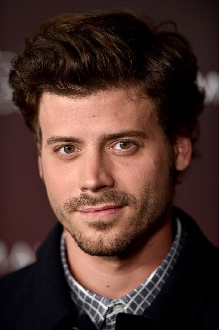 Francois Arnaud at People's 'Ones To Watch' in Los Angeles, California.