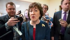 Sen. Susan Collins Says She'll Vote No On Trump's SCOTUS Nominee Before Election