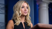 Kayleigh McEnany Flails In Defense Of Trump Lie That COVID-19 'Affects Virtually Nobody'  ...