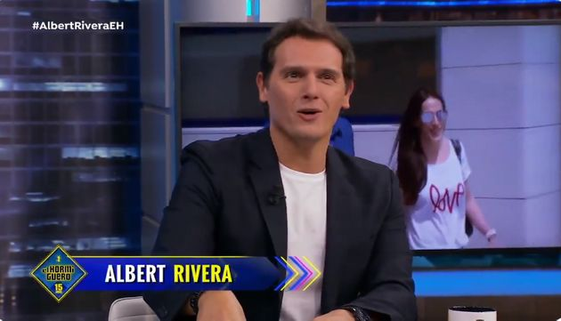 Albert Rivera en 'El