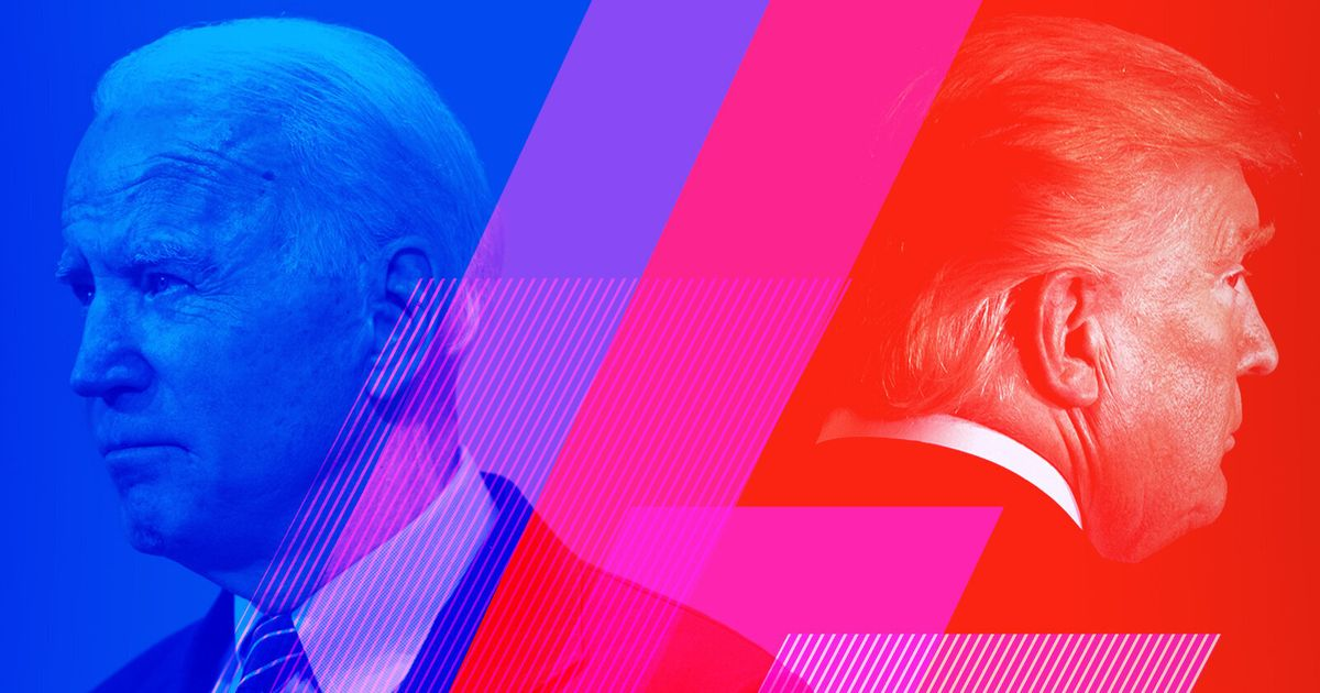Follow Live Updates On The US Election 2020