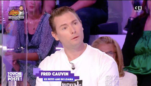 Sur TPMP, Fred Cauvin, l'ancien compagnon de Loana, s'est défendu des accusations de violences conjugales...