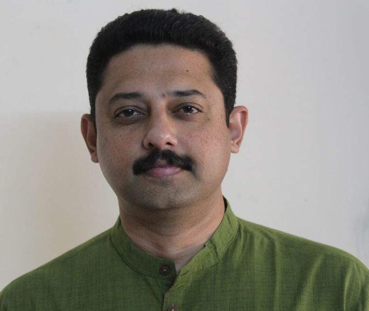 Professor R Ramakumar in a file photo.