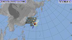 台風12号、暴風域に入る地域はどのエリア?東日本から東北に接近【気象庁予測】
