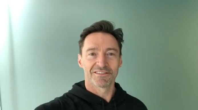 Hugh Jackman surprised a young fan with a special birthday message on Instagram