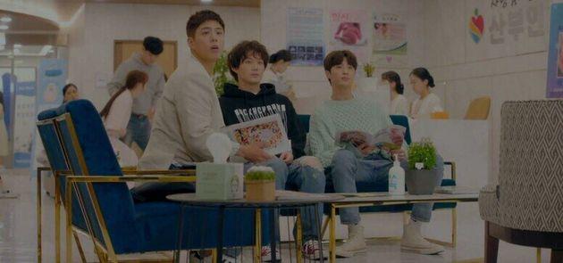 드라마 <청춘기록>의 한 장면. 프로그램