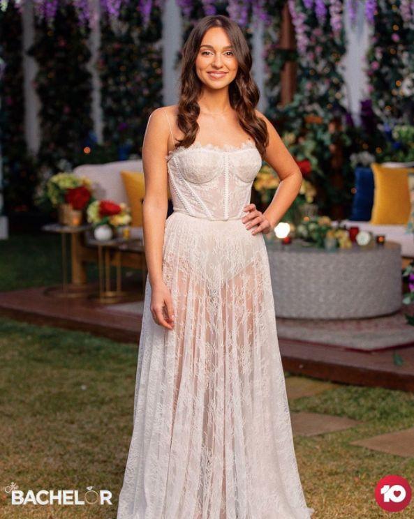 'The Bachelor Australia' contestant Bella Varelis