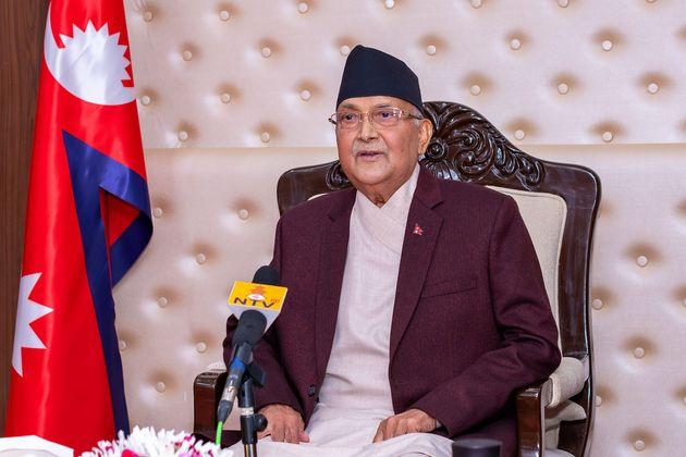 File image of Nepal's Prime Minister KP Sharma