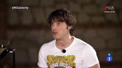 """El enfado de Jordi Cruz con un concursante de 'MasterChef Celebrity': """"Cuando yo hable, tú te"""