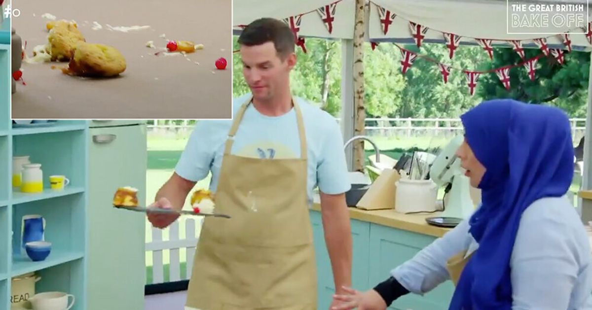 One Bake Off Contestant Had An Absolute Nightmare Of A First Show
