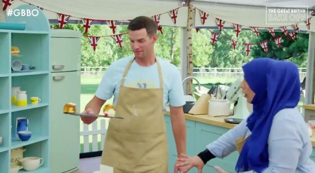Great British Bake Off Viewers Hearts Are In Their Mouths After Nightmare Situation Strikes One Unlucky Baker