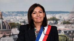 Anne Hidalgo parmi les