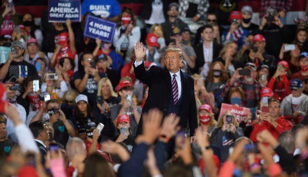 El nuevo discurso de Trump sobre los buenos genes recuerda peligrosamente al de