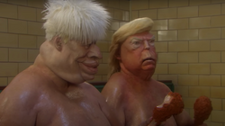 Boris And Trump Will Not Want To See The Very NSFW Spitting Image