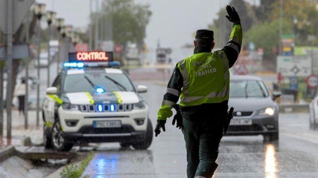 Control policial en