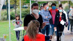 Embouteillage pour accéder aux tests: la France n'est ni un exemple, ni un cas