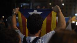 Jóvenes, catalanes... y