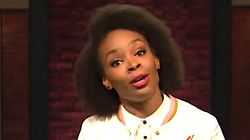 Amber Ruffin Rips Trump, Acts Out Racism And Roller-Skates In Epic