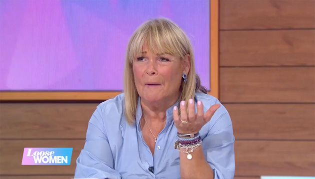 Linda Robson Fudges Latest Dancing On Ice Announcement After Getting Carried Away On Loose Women