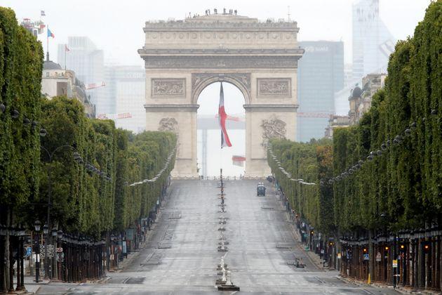 Parigi diventa