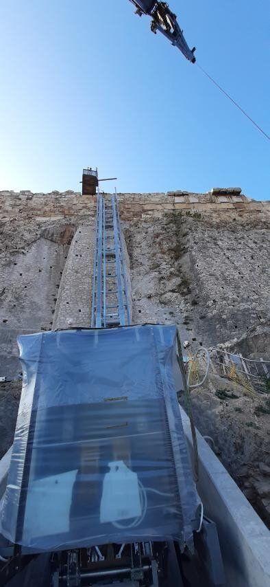 ΥΠΠΟΑ: Στην τελική φάση ο ανελκυστήρας πλαγιάς στην